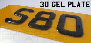 3D Gel Plate Example