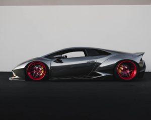 Lamborghini number plates