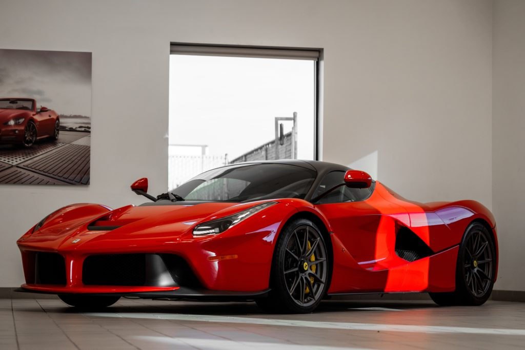 Ferrari Specialist car number plates online