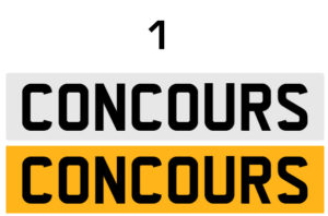 concours plates order online 2