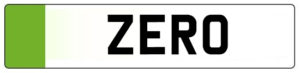 Electric Car Green Number Plate Supplier